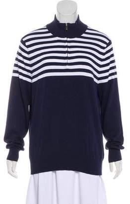 Brooks Brothers Striped Sweatshirt