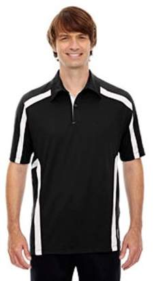Ash City - North End Men's Accelerate UTK cool?logik Performance Polo