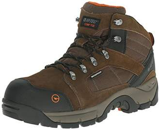 Hi-Tec Men s Borah Pro Mid I WP Comp Toe Workboot 6ee20b2bc
