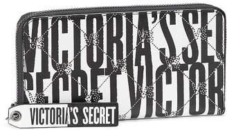 Victoria's Secret Victorias Secret Monogram Zip Wallet
