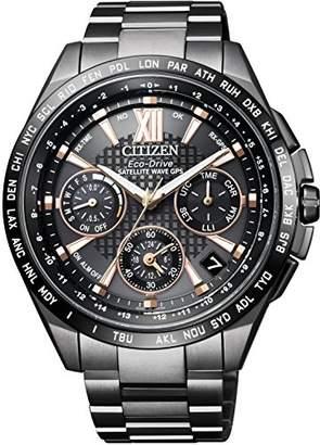 Atessa (アテッサ) - [シチズン]CITIZEN 腕時計 ATTESA アテッサ Eco-Drive エコ・ドライブ GPS衛星電波時計 F900 ダブルダイレクトフライト 針表示式 CC9017-59G メンズ