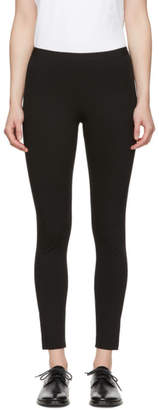Helmut Lang Black Reflex Leggings