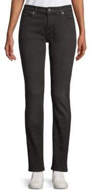 Zadig & Voltaire Eva Straight-Leg Jeans