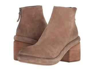 Marsèll Back Zip Short Boot