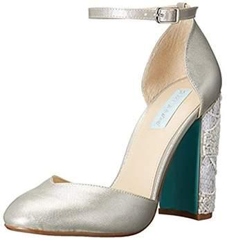 Betsey Johnson Blue by Women's Sb-Sybil Dress Sandal