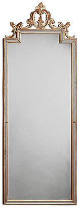 """Hills 23""""x59"""" of Chianti Scroll Mirror - Bradburn Home"""