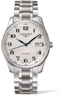 Longines Master Collection Automatic Stainless Steel Bracelet Watch