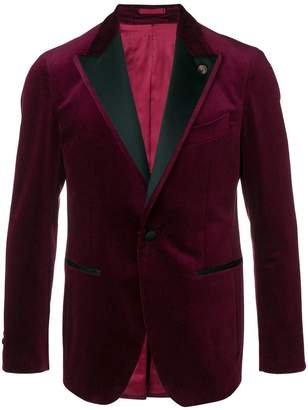 Gabriele Pasini classic slim-fit blazer