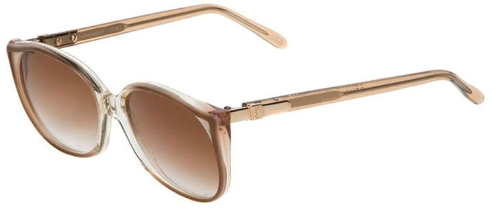 Yves Saint Laurent Vintage tinted lens sunglasses