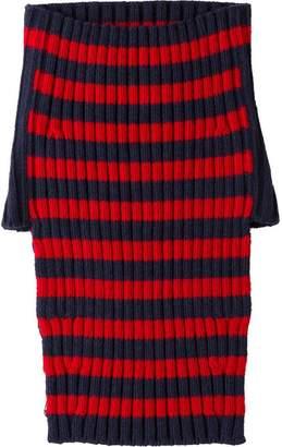 Prada Wool and cashmere tube scarf