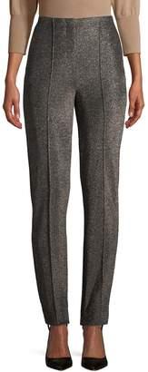Diane von Furstenberg Women's High-Waisted Skinny Pants