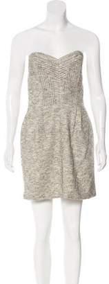Rebecca Minkoff Wool Mini Dress