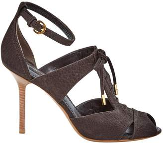Louis Vuitton Leather heels