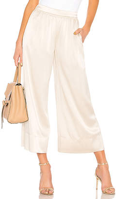 Theory Smocked Culotte Pant