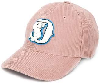 SuperDuper Hats Super Duper Hats logo corduroy cap