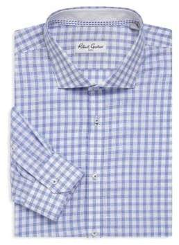 Robert Graham Mimo Checkered Dress Shirt