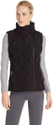 Andrew Marc Performance Women's Performance Asymmetric Zip Vest