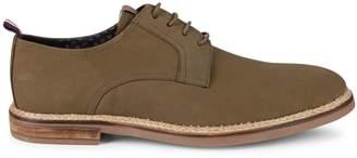Ben Sherman Rope Trim Derby Shoes