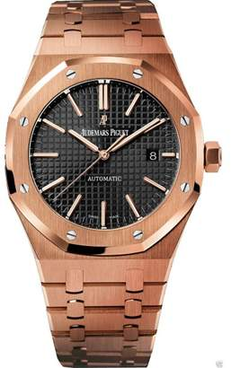 Audemars Piguet Royal Oak 15400or.oo.1220or.01 Automatic 41mm Mens Watch