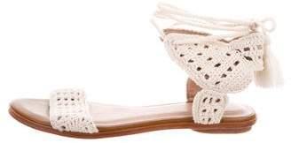 Joie Jolee Crochet Sandals