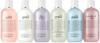 Philosophy philosophy gift of loving & graceful bubbles 6-piece collection