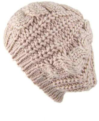 05725844b1e at Amazon Canada · MOHSLEE Women s Winter Beret Braided Baggy Beanie Crochet  Warm Ski Knit Hat Cap
