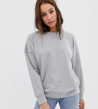 New Look Tall balloon sweatshirt