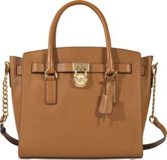 MICHAEL Michael Kors Hamilton large EW satchel