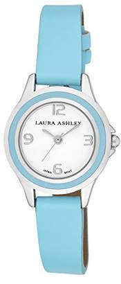 Laura Ashley Women's LA31009BU Analog Display Japanese Quartz Watch