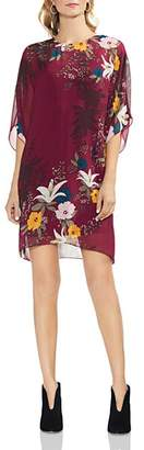 Vince Camuto Autumn Botanical Shift Dress