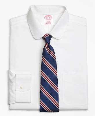 Brooks Brothers Madison Classic-Fit Dress Shirt, Non-Iron Golf Collar