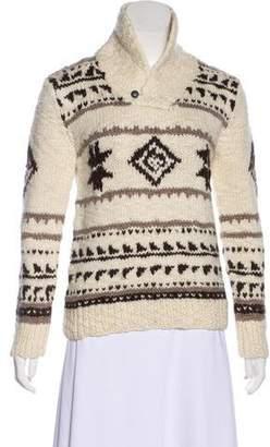 Golden Goose Wool Knit Sweater