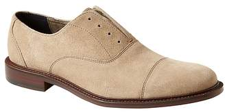 Banana Republic Clyve Laceless Leather Oxford