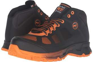 Timberland Velocity Alloy Safety Toe Mid Boot Men's Work Lace-up Boots