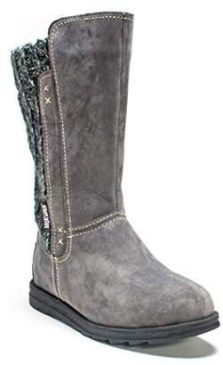 Muk Luks Women's Stacy Marled Winter Boot