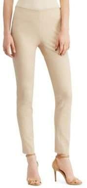 Lauren Ralph Lauren Stretch Twill Skinny Pants