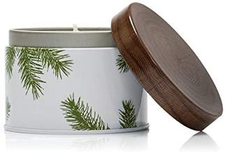 Thymes Frasier Fir Pine Needle Decorative Tin Candle
