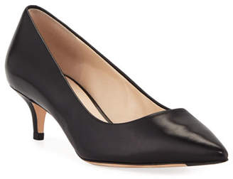 Cole Haan Vesta Grand Italian Leather Pumps, Black