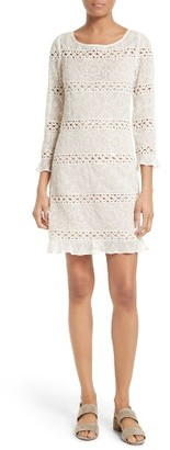 Women's Tracy Reese Chantilly Lace Shift Dress $398 thestylecure.com