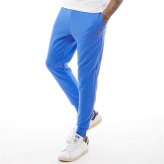 48645793 Lyle & Scott Vintage Mens Skinny Sweat Pants Topaz Blue