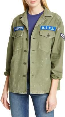Polo Ralph Lauren Army Jacket