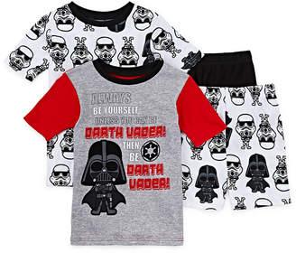 a4940542c Star Wars STARWARS 4-pc. Pajama Set Preschool / Big Kid Boys
