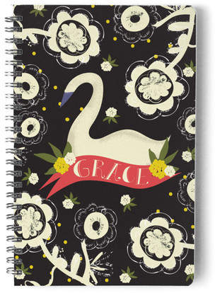 SWAN SPIRIT ANIMAL Self-Launch Notebook