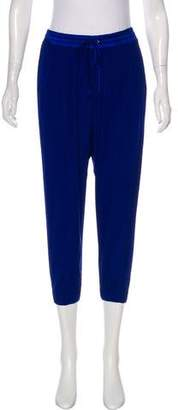 Ramy Brook High-Rise Silk Pants w/ Tags
