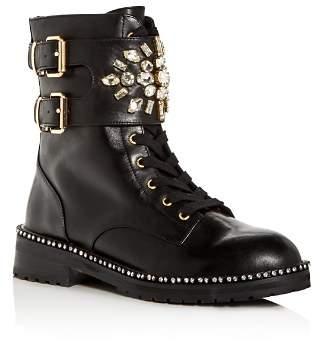 Kurt Geiger Women's Stoop Embellished Boots