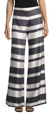 Trina Turk Netti Wide Leg Pants $268 thestylecure.com