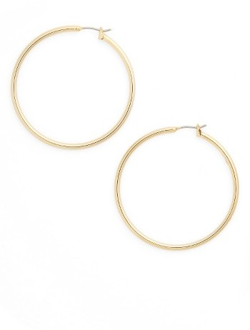Women's Nordstrom Classic Hoop Earrings (Nordstrom Exclusive)