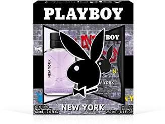 Playboy New York 2pc Set - 2.0 oz Eau De Toillette