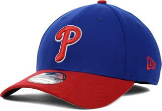 78024b7607d New Era Philadelphia Phillies Mlb Team Classic 39THIRTY Stretch-Fitted Cap