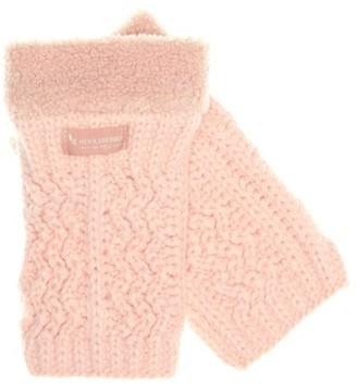 Koolaburra By Ugg Knit Fingerless Gloves